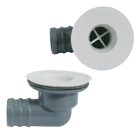 plastic top sink waste right angle 3 4 quot hose products plumbing accessories plastic top