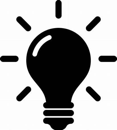Clipart Lightbulb Creativity Transparent Symbol Webstockreview Idea