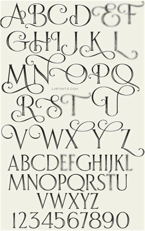 letterhead fonts lhf bella vista wedding fonts