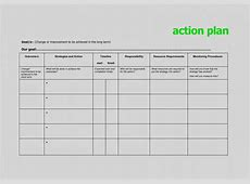 Trend Blank Action Plan Template 45 Free Templates Corrective Emergency Business 2018 Blank