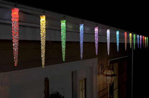 ge offers up green led christmas lights for the griswold