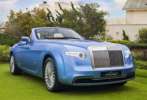 Rolls Royce Car : The 2008 Rolls Royce Hyperion