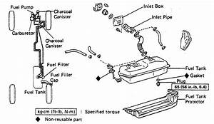 Fuel Filter Location  My Father Recently Purchased A
