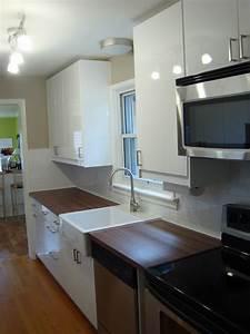 IKEA Galley Kitchen Modern Kitchen Toronto By