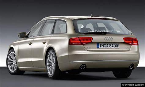 Audi A8 Avant by Render Audi A8 Avant Autofans