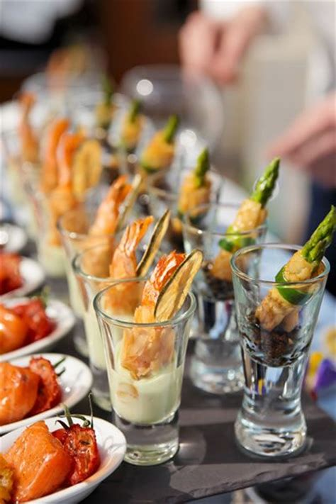 cheap easy canapes outside wedding catering derby leicester nottingham