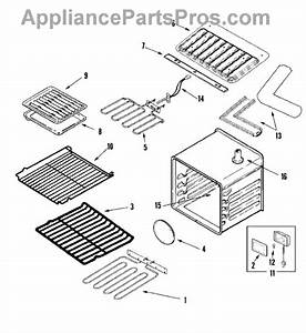 Parts For Jenn-air Jjw8630ddb  Oven Parts