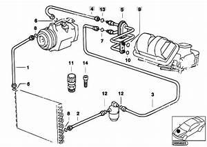 Original Parts For E36 318i M43 Cabrio    Heater And Air