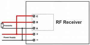 Rf Momentary Remote Control To Light Fireworks
