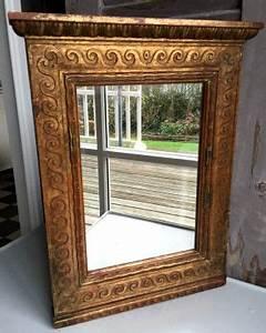 Spiegel Rund Holzrahmen : mobiliar interieur spiegel rahmen spiegel antiquit ten ~ Whattoseeinmadrid.com Haus und Dekorationen