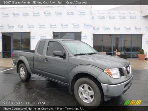 2007 Nissan Frontier Se King Cab 4x4