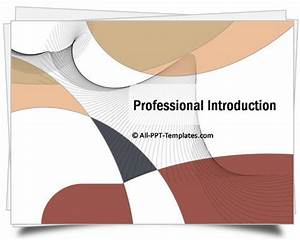 buy professional powerpoint templates - powerpoint professional introduction template