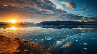 Bing Iceland Lagoon Glacial July Joekulsarlon