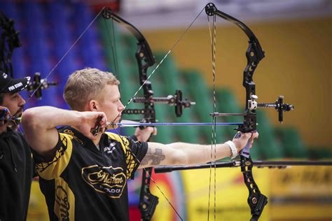 Compound release: Building Confidence   Bow International
