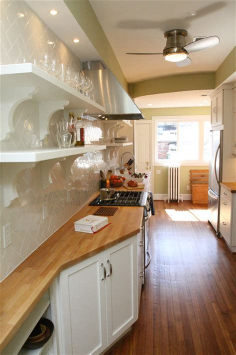 Galley Kitchen   Traditional   Kitchen   DC Metro   by