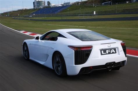 lexus lfa supercar    drive