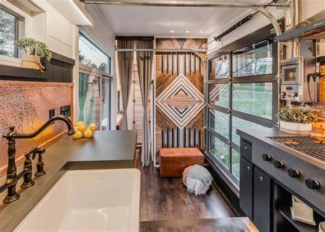 Escher By New Frontier Tiny Homes  Tiny Living