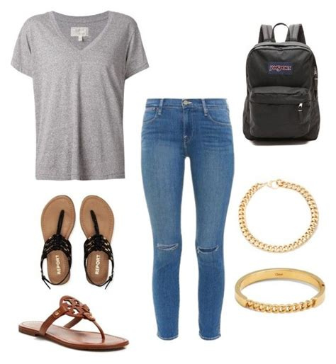 Outfit School Summer