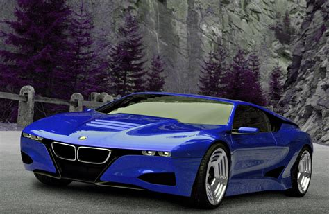bmw supercar concept bmw m8 supercar coming in 2016 with 600 hp autoevolution