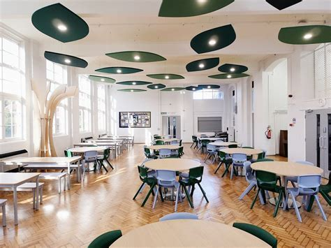 Alexander McLeod Primary School Food Technology Classroom