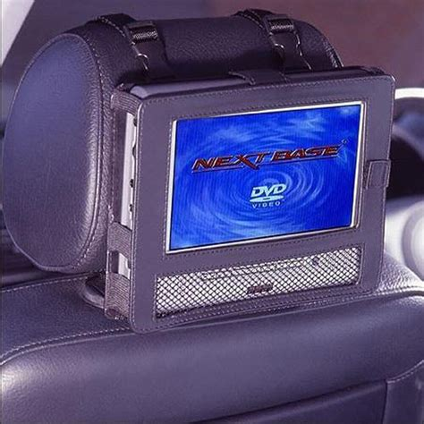 Car Portable by Car Headrest Mount For 9 Quot Portable Dvd Player Ebay
