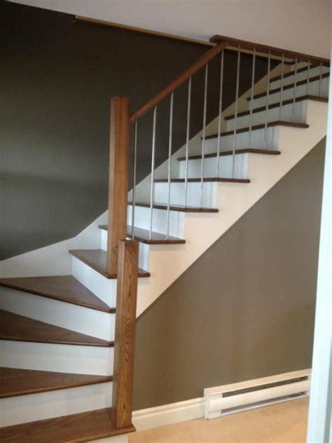 Rampes D'escalier Moderne  Recherche Google Maison
