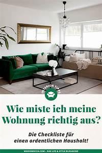 Wohnung Putzen Mit System : wie miste ich meine wohnung richtig aus die checkliste ~ Lizthompson.info Haus und Dekorationen