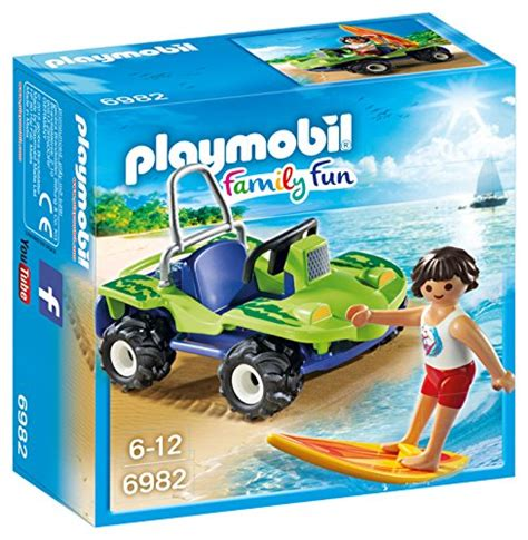 playmobil surfer with speedboat playmobil cruise ship imaginative play on the sea for