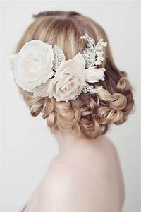 Enchanting Floral Hair Accessories For Your English