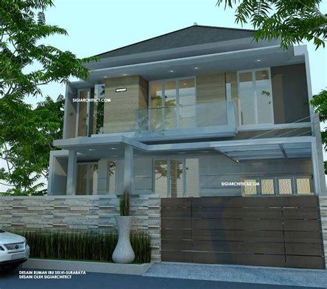 rumah minimalis tropis interior home design