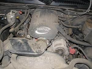 2001 Chevy Silverado 1500 Pickup Engine Motor Vin V 4 8l