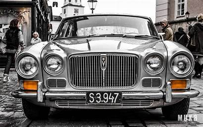 Classic Jaguar Wallpapers Xj6 4k Cars Desktop