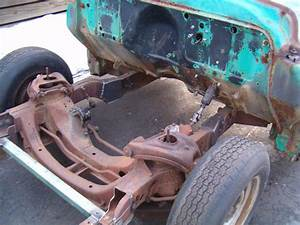 Front & rear suspension for 19551959 Chevy trucks The H A M B