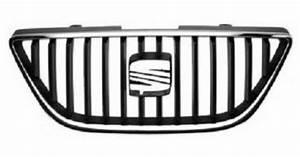 Calandre Seat Ibiza : grille calandre noire chrome seat ibiza 2008 03 2012 59 90 pi ces de rechange pi ces auto ~ Melissatoandfro.com Idées de Décoration