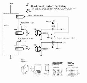 You Probably Already Knew This But U2026 Latching Relays Are