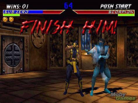 Download Mortal Kombat 4 (windows)