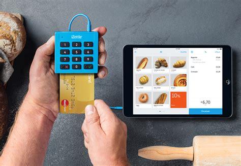 izettle rend mobile et gratuit le paiement par
