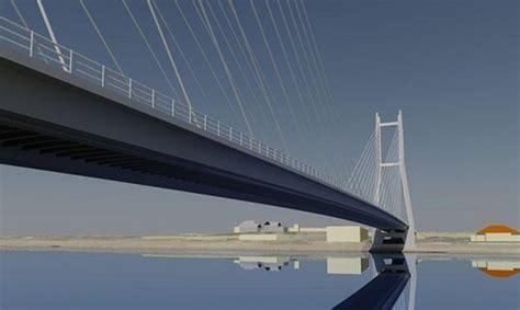 Drīzumā plānots pabeigt būvprojektu jaunajam tiltam pār ...