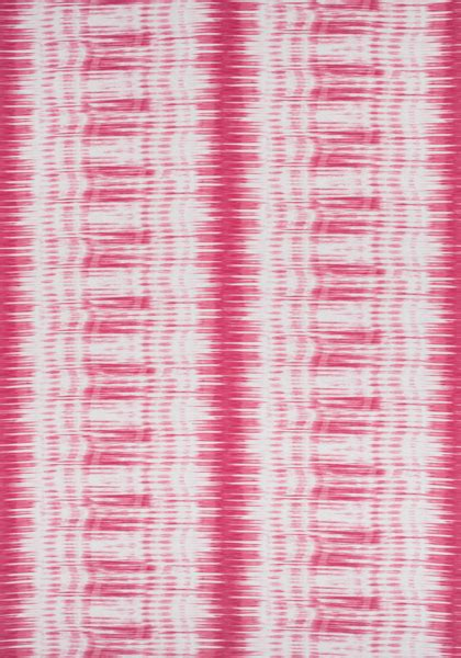 ikat stripe pink  collection trade routes