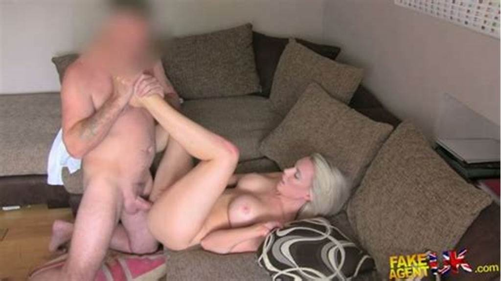 #Massive #Facial #For #South #African #Babe