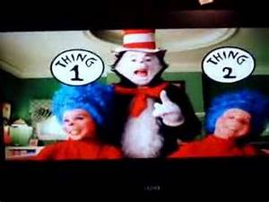 cat in the hat thing 1 and 2 - YouTube