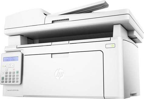 Hp laserjet pro mfp m130fn. HP LaserJet Pro MFP M130fn Mono laser multifunction printer A4 Printer, scanner, copier, fax LAN ...