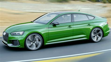 2019 Audi Rs5  Highperformance In Excellent Design Youtube
