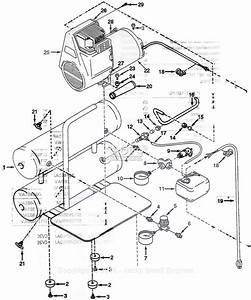 Campbell Hausfeld Wl5042 Parts Diagram For Air