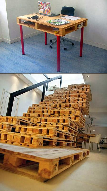 humble wooden pallet  design   inspired
