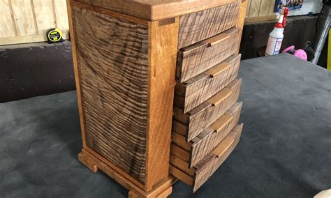 jewelry box  wood whisperer