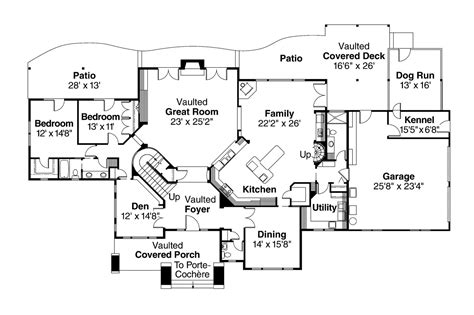 lodge style house plans timberfield 30 341 associated