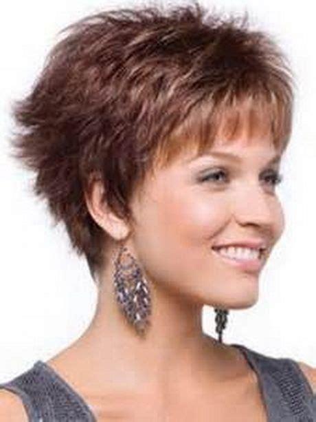 short spikey hairstyles  women short layered