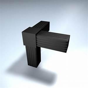 Kunststoff Vierkant Vollmaterial : steckverbinder winkel 1 abgang online shop alu ~ Watch28wear.com Haus und Dekorationen