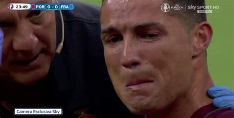 Legamento Collaterale Interno Ginocchio Cristiano Ronaldo L Infortunio 232 Grave Lesione Al